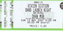 vivien scotson ticket