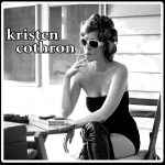 Kristen Cothron EP CD Cover