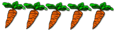 5 carrot rating