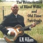 The Resurrection of Blind Willie cover art