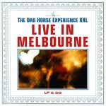 Live in Melbourne cover art