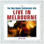 Live in Melbourne cover art