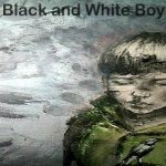 Black And White Boy EP cover art