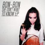 She Don't Want To Know EP cover art