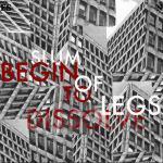 Begin To Dissolve b/w Razorblade The Tape cover art