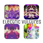 Electric Vultures EP cover art