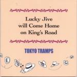 Lucky Jive Will Come Home On King's Road cover art
