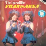 The Incredible Fran & Anna cover art