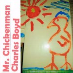 Mr. Chickenman cover art