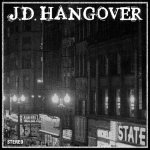 J.D Hangover EP cover art