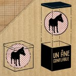 Un Âne Gonflable cover art