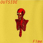 Outside EP cover art