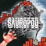 Sauropod EP cover art