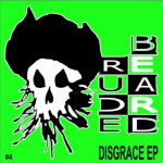 Disgrace cover art