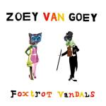 Foxtrot Vandals b/w Song to the Embers cover art