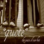 The Pace of Our Feet cover art