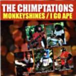 Monkeyshines b/w I Go Ape cover art