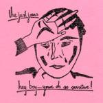 Hey Boy – You're Oh So Sensitive cover art