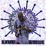Live & Blue cover art