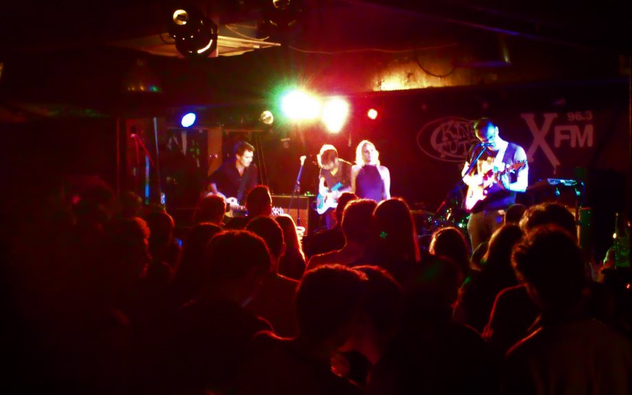 Junebug at king tuts