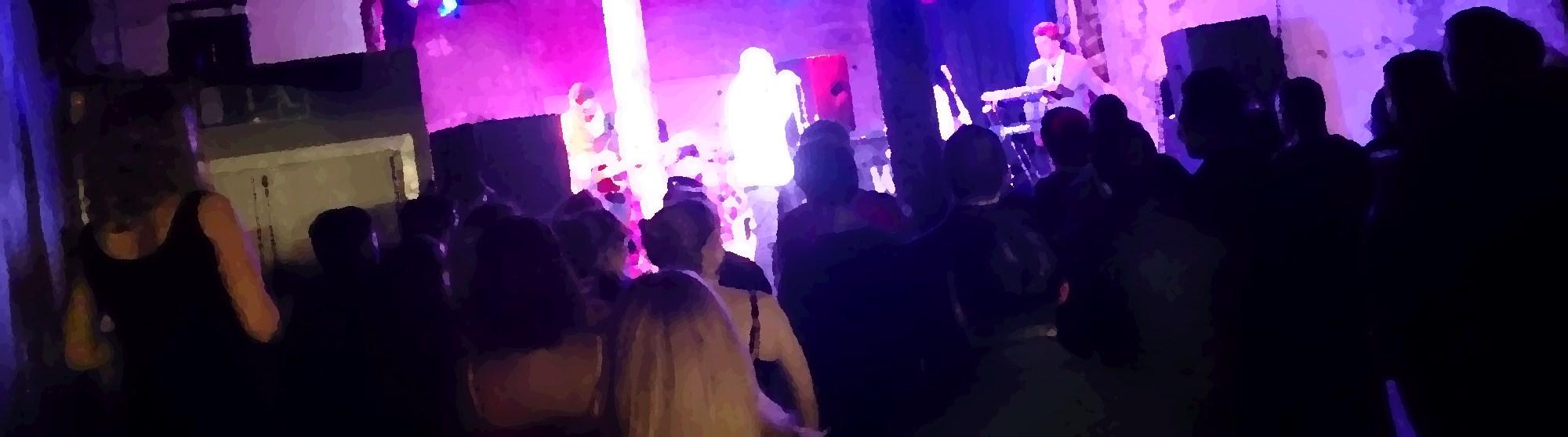Sonny Marvello live at Stereo