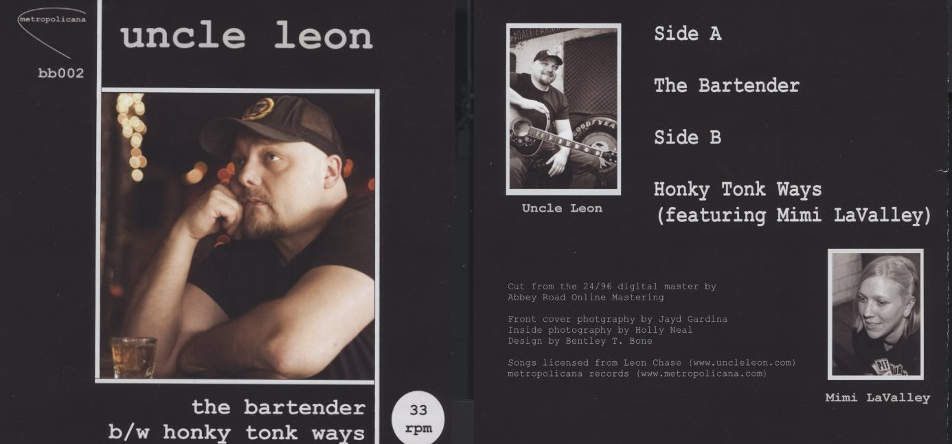 BB002 Uncle Leon cover